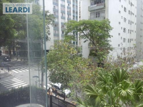 apartamento jardim paulista  - são paulo - ref: 489727
