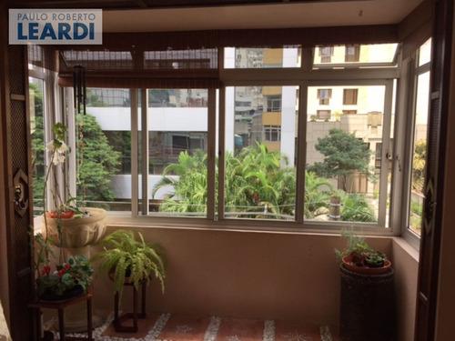 apartamento jardim paulista  - são paulo - ref: 490480