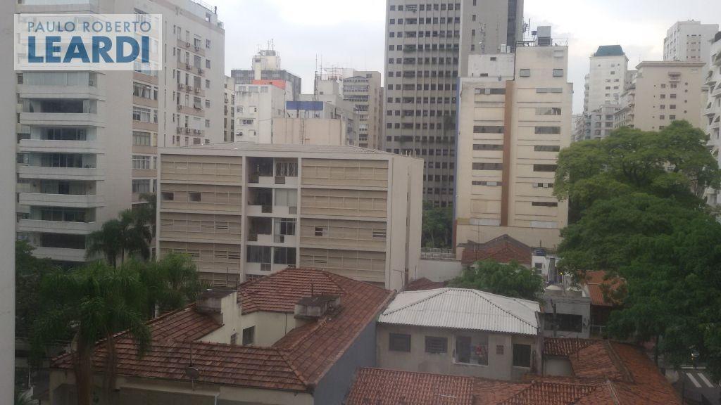 apartamento jardim paulista - são paulo - ref: 491729