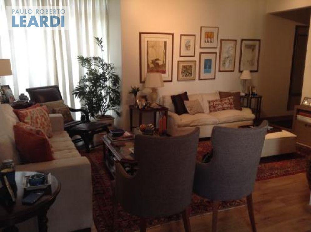 apartamento jardim paulista  - são paulo - ref: 492823