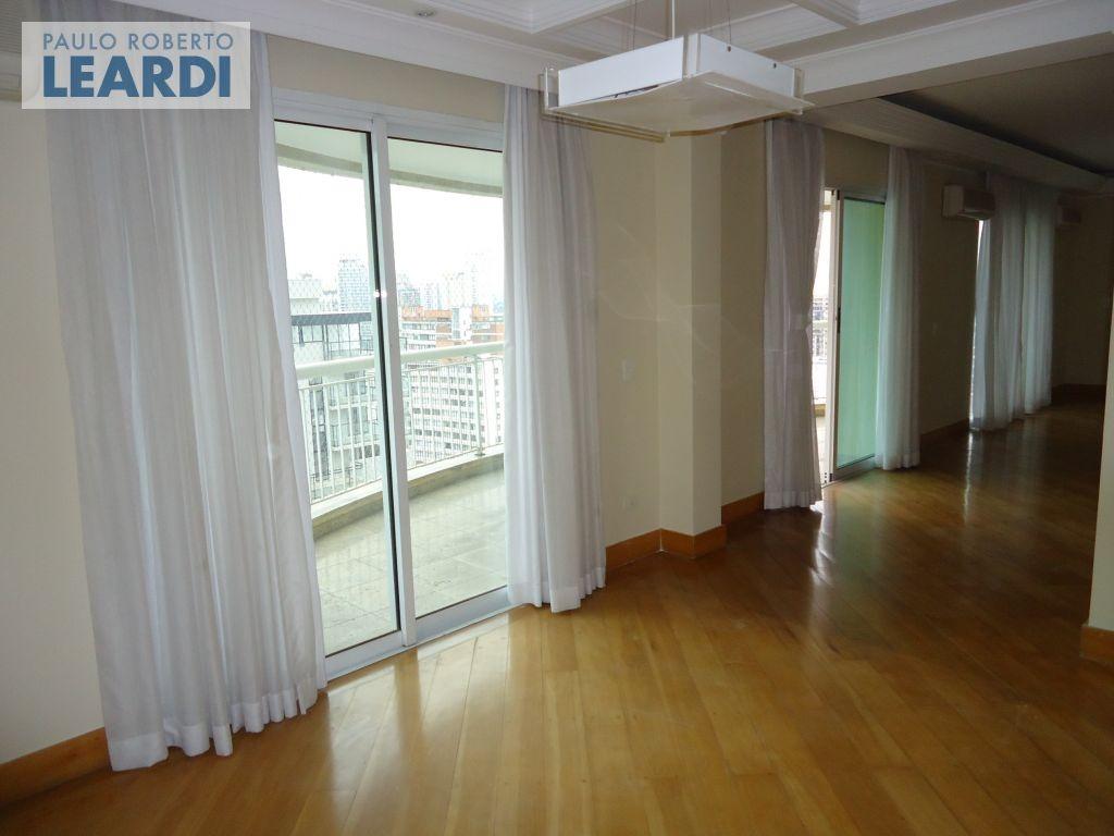 apartamento jardim paulista  - são paulo - ref: 492842