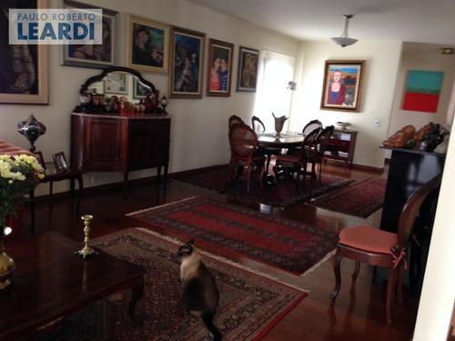 apartamento jardim paulista  - são paulo - ref: 493374