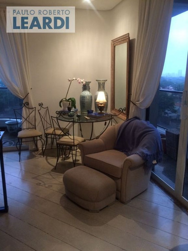 apartamento jardim paulista  - são paulo - ref: 509360