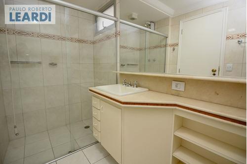 apartamento jardim paulista  - são paulo - ref: 511820