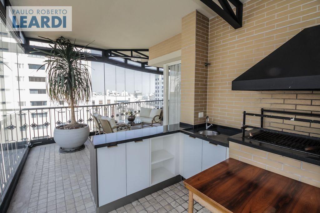 apartamento jardim paulista  - são paulo - ref: 516185