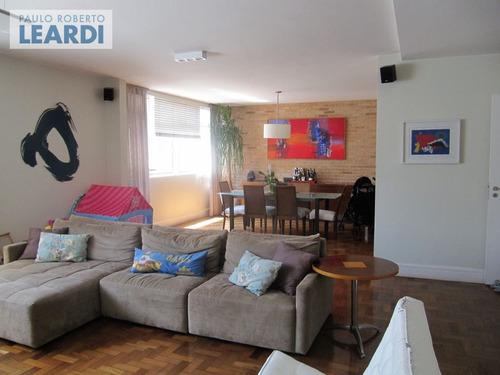apartamento jardim paulista  - são paulo - ref: 516214