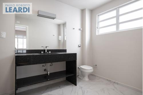 apartamento jardim paulista - são paulo - ref: 523550