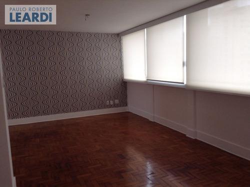 apartamento jardim paulista - são paulo - ref: 528755