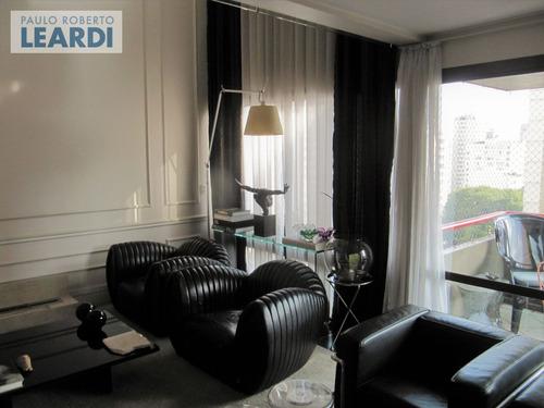 apartamento jardim paulista - são paulo - ref: 530493