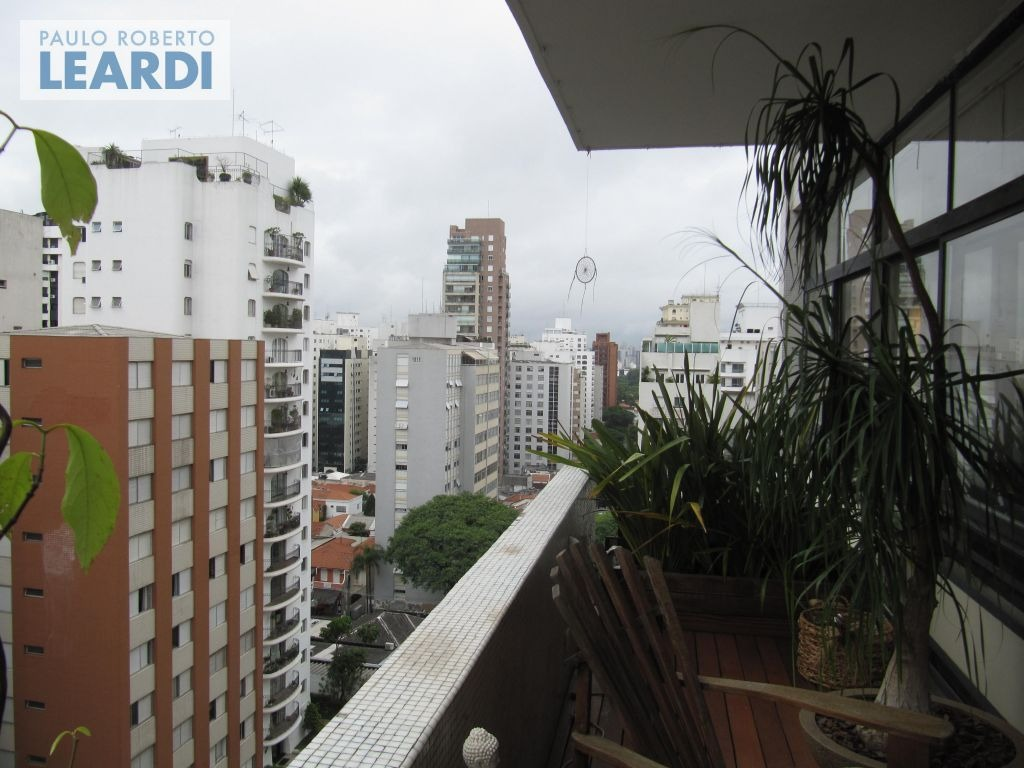 apartamento jardim paulista  - são paulo - ref: 533093