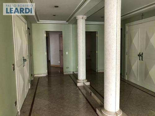 apartamento jardim paulista  - são paulo - ref: 538648