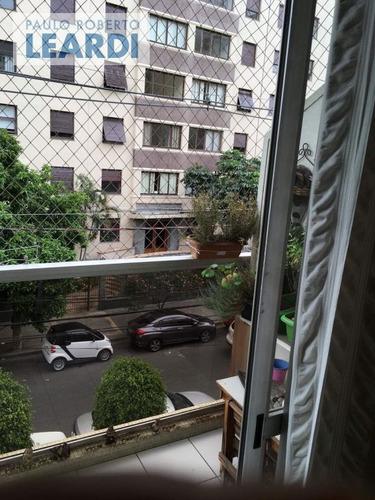 apartamento jardim paulista  - são paulo - ref: 539614