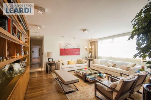 apartamento jardim paulista - são paulo - ref: 539630
