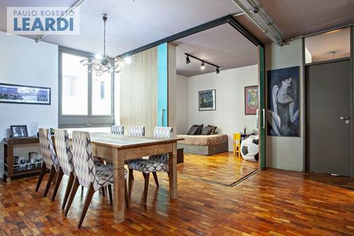apartamento jardim paulista  - são paulo - ref: 540444