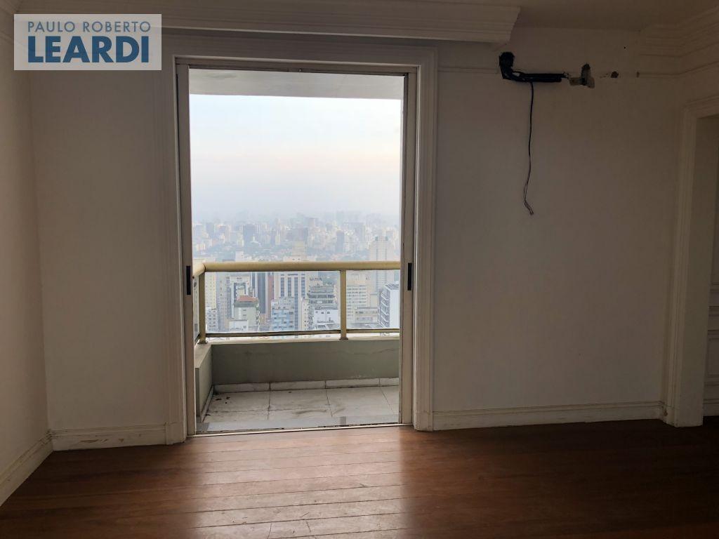 apartamento jardim paulista  - são paulo - ref: 548066