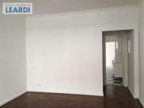 apartamento jardim paulista  - são paulo - ref: 548995