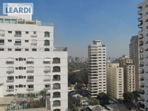 apartamento jardim paulista  - são paulo - ref: 550166