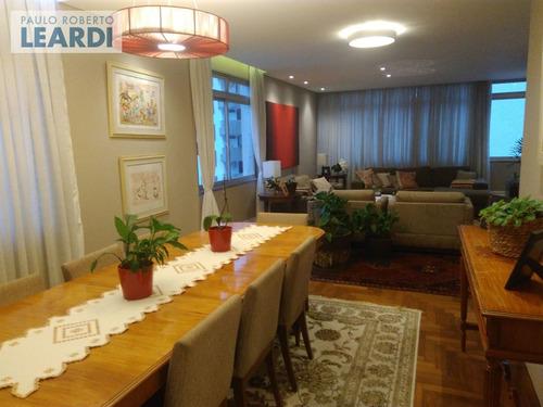 apartamento jardim paulista  - são paulo - ref: 554035