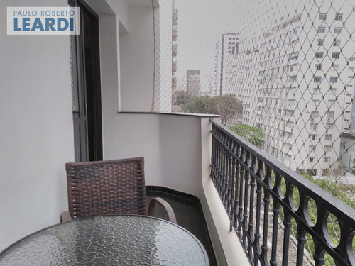 apartamento jardim paulista  - são paulo - ref: 554215