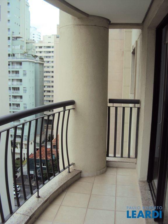 apartamento jardim paulista  - são paulo - ref: 554840