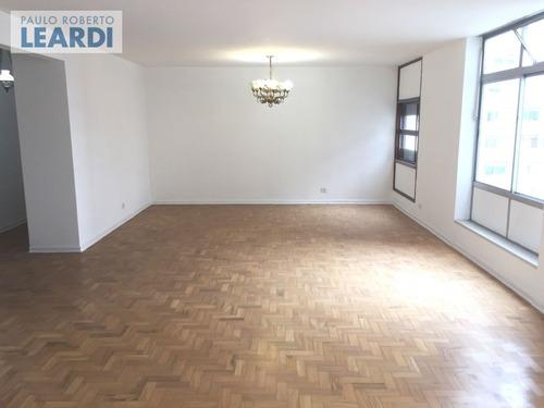 apartamento jardim paulista  - são paulo - ref: 558647
