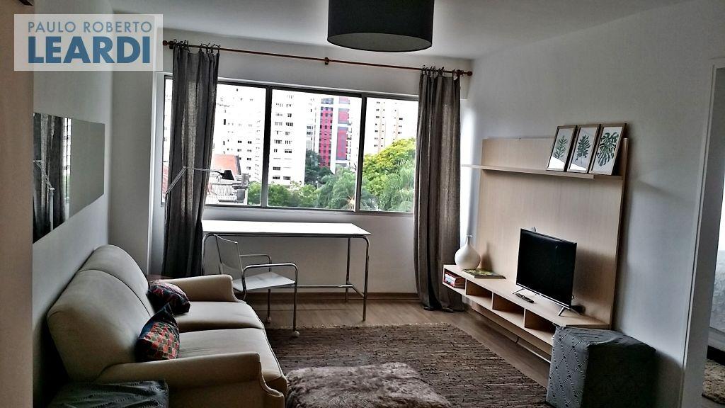 apartamento jardim paulista  - são paulo - ref: 558719