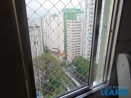 apartamento jardim paulista - são paulo - ref: 560406