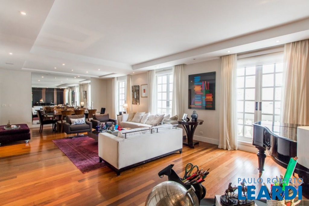 apartamento - jardim paulista  - sp - 582676