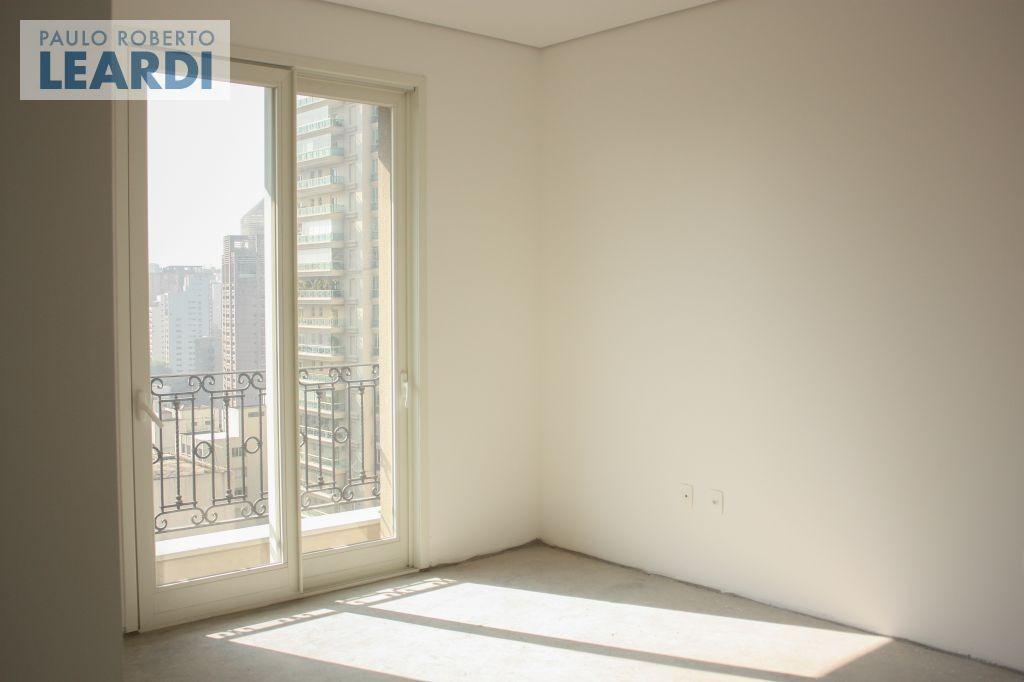 apartamento jardim paulistano  - são paulo - ref: 441743