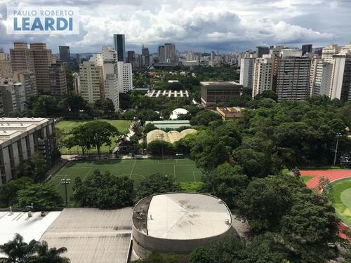 apartamento jardim paulistano  - são paulo - ref: 492331