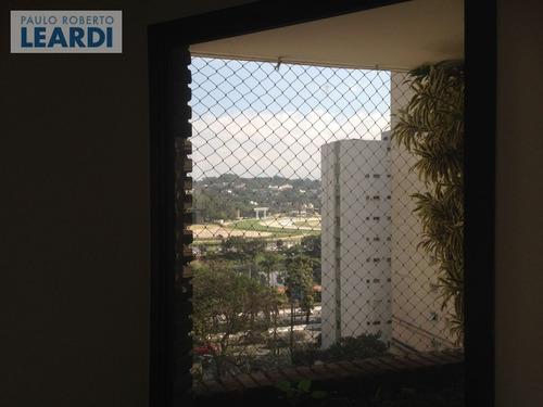 apartamento jardim paulistano  - são paulo - ref: 508275