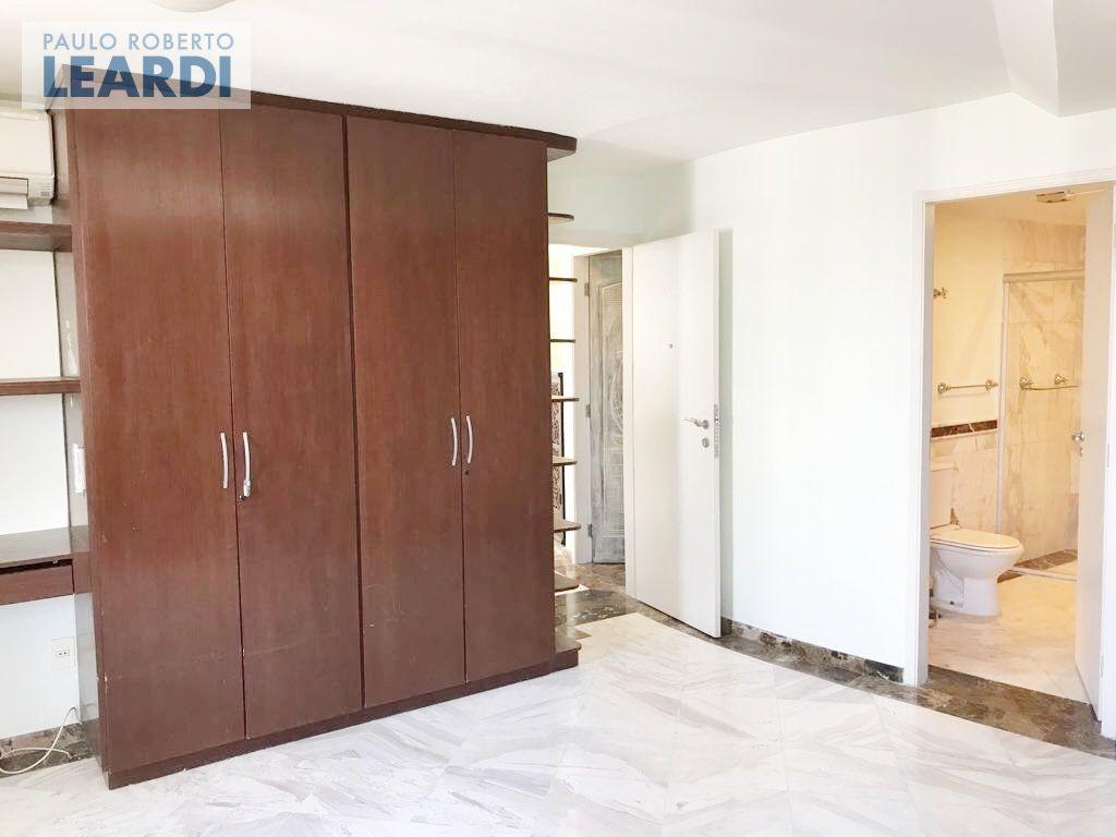 apartamento jardim paulistano  - são paulo - ref: 514437