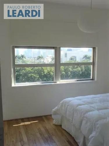 apartamento jardim paulistano  - são paulo - ref: 554833
