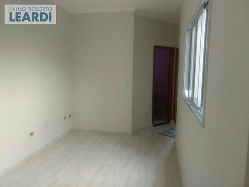 apartamento jardim santo alberto - santo andré - ref: 545002