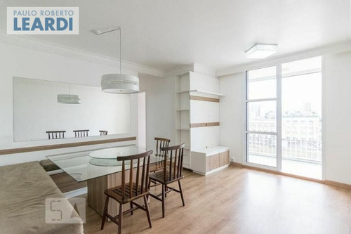 apartamento jardim - santo andré - ref: 549308