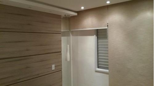 apartamento jardim são caetano 1 suítes 2 dormitórios 1 banheiros 2 vagas 65 m2 - 2471