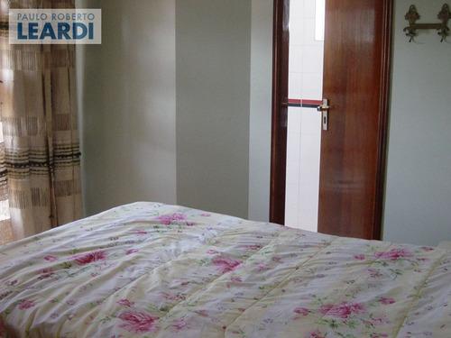apartamento jardim três marias - guarujá - ref: 499566
