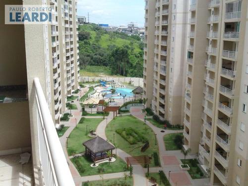 apartamento jardim tupanci - barueri - ref: 438608
