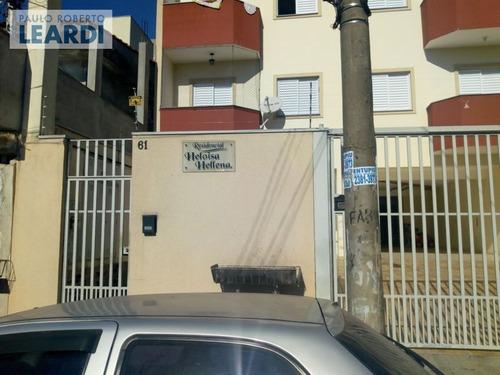 apartamento jardim vila rica - santo andré - ref: 548911