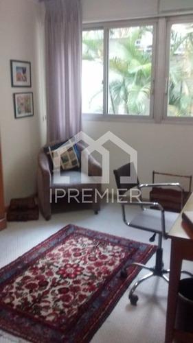 apartamento jardins 225m² 4 dormitórios, 1 suíte 2 vagas - ze34389