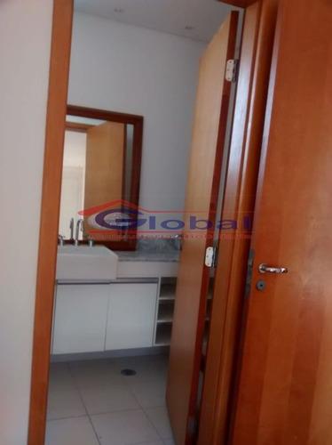 apartamento - jd. bela vista - santo andré - gl39497