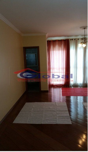 apartamento - jd. do mar - são bernardo do campo - gl37172