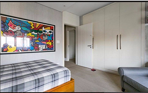 apartamento jd. paulista finamente decorado  ref a112