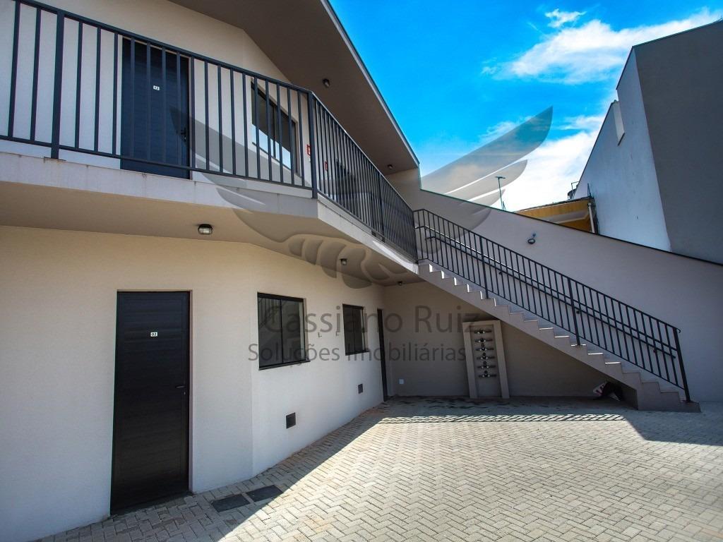 apartamento - jd piazza di roma - residencial piazza san pietro - 01 dormitório - 01 vaga - 30,03 m² - ap00197 - 33617651