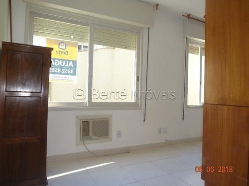 apartamento jk em cidade baixa com 1 dormitório - bt7618