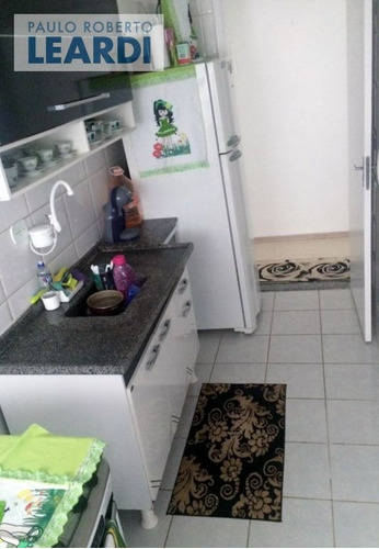 apartamento jordanópolis - arujá - ref: 455181