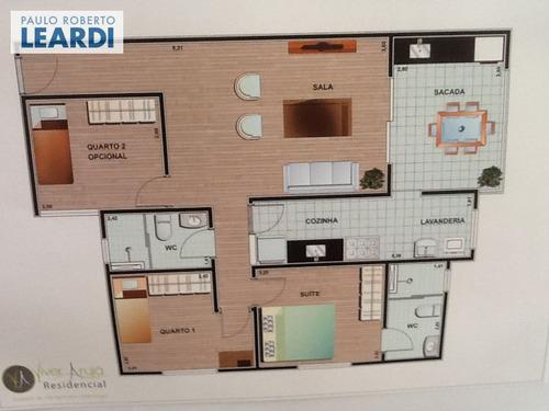 apartamento jordanópolis - arujá - ref: 492447