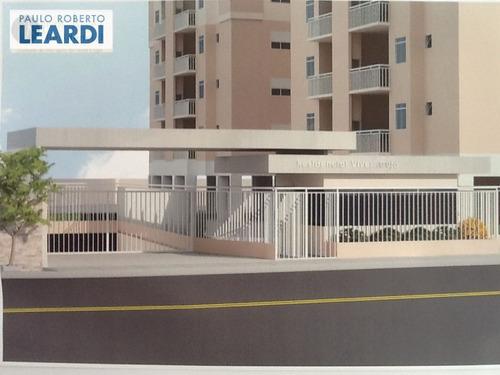 apartamento jordanópolis - arujá - ref: 492459