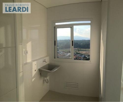 apartamento jordanópolis - arujá - ref: 542322