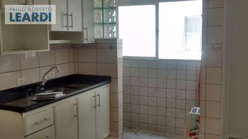 apartamento josé menino - santos - ref: 447488